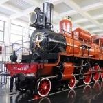 Музей Московской железной дороги. Историческая экспозиция