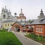Саввино-Сторожевский монастырь (г. Звенигород)