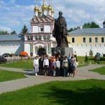 Иосифо-Волоцкий монастырь (г. Волоколамск)
