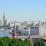 Весенние каникулы в Москве 4 дня