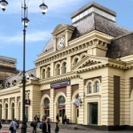 Чемодан - Вокзал - Москва (с музеем железнодорожной техники)