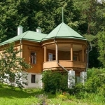 Дом-музей М.М. Пришвина в Дунино